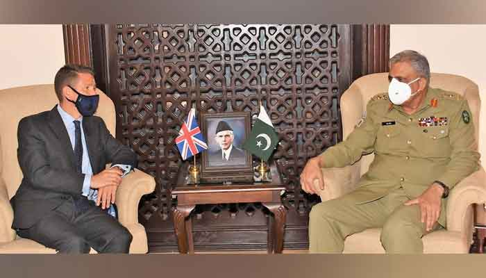 British High Commissioner acknowledges Pakistans efforts for regional peace