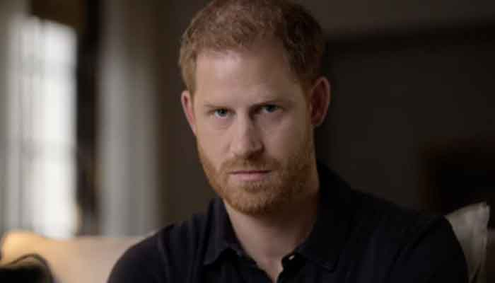 Prince Harry condemned for not visiting Queen Elizabeth after grandfathers burial