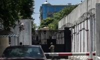 US embassy in Kabul announces strict measures after Covid cases surge