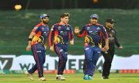 PSL 2021: Karachi Kings triumph over arch-rivals Lahore Qalandars in nail-biting contest