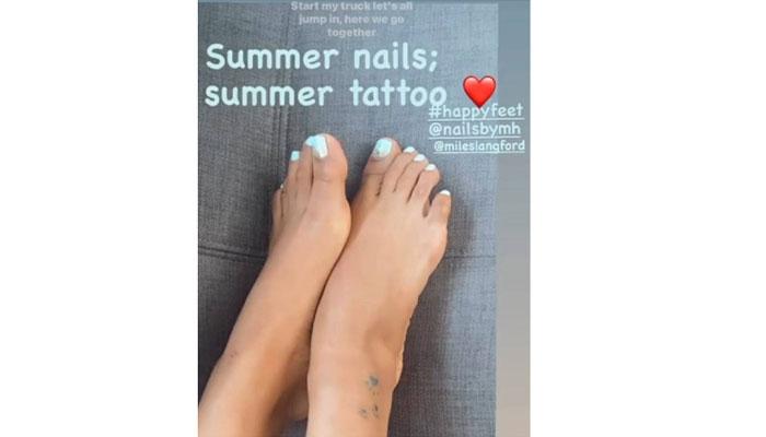 Priyanka Chopra flaunts new summer tattoo, pays tribute to beloved pets: See Photo