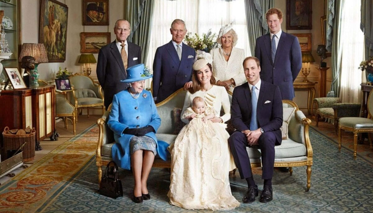 Royal family shared 'several' conversations on Archie's skin color: report