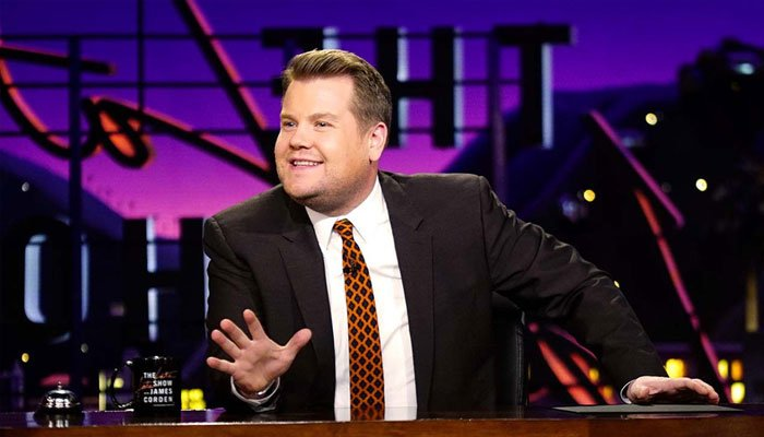 James Corden sheds light on why he 'burned through' 75 trainers
