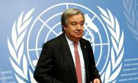 UN chief Antonio Guterres sworn in for second term, vows to learn from coronavirus pandemic