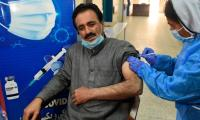 Dr Faisal Sultan says pressure on Pakistan's vaccine stock to ease next week