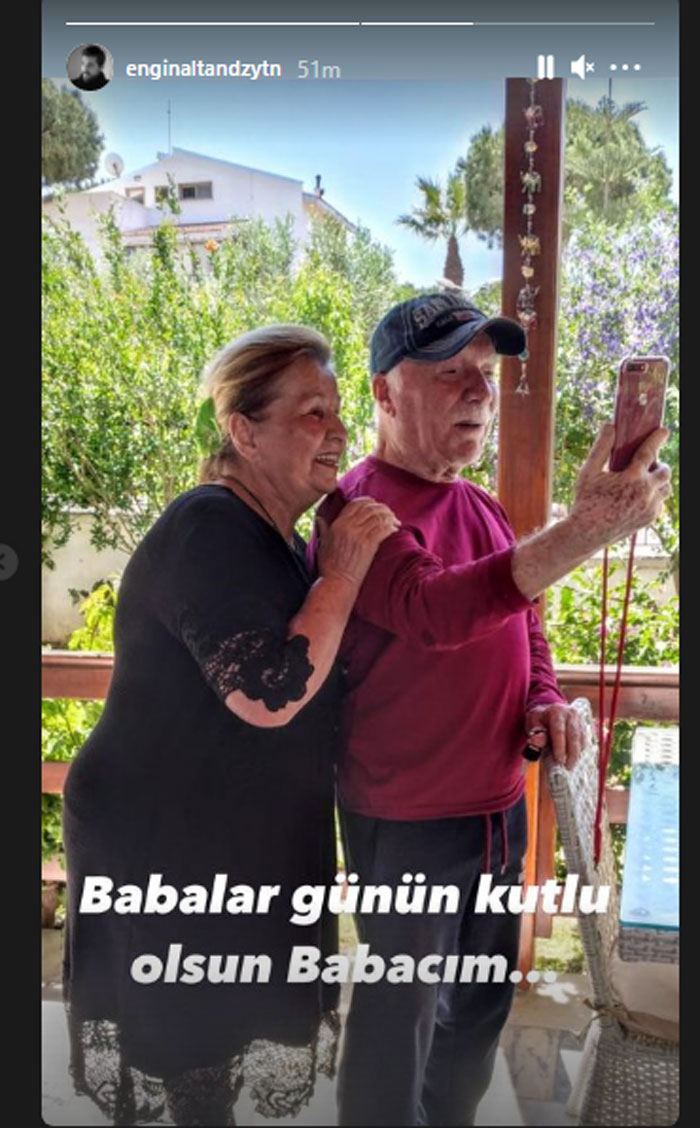 Engin Altan aka Ertugrul receives love from son Emir on Father's Day
