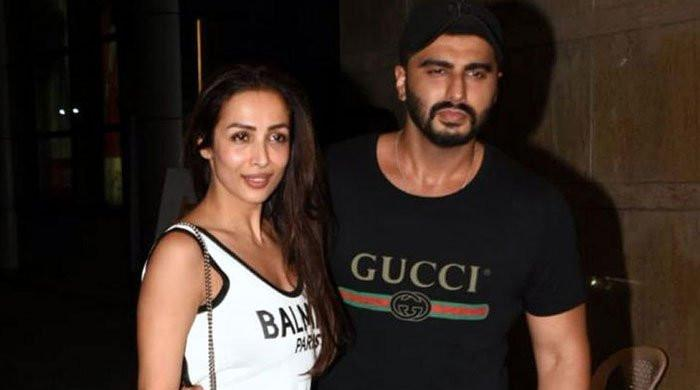 Arjun Kapoor weighs in on possibility of him working with Malaika Arora