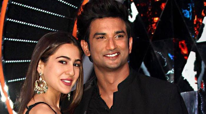 Sara Ali Khan honours Sushant Singh Rajput for teaching her 'everything' about acting