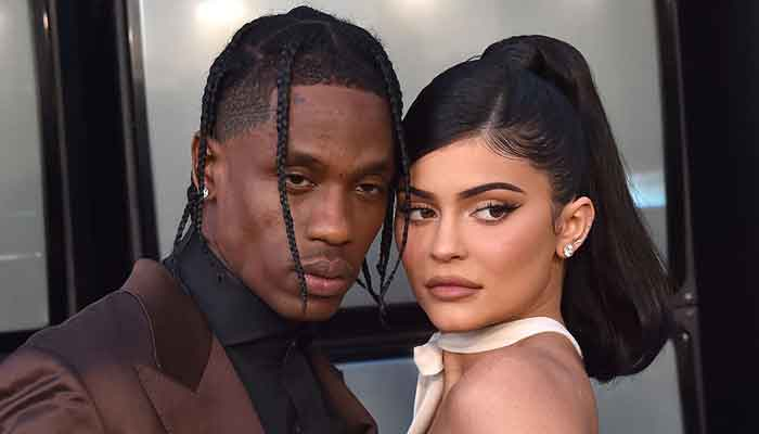 Kylie Jenner shares loved-up snap with Travis Scott to mark Fathers Day