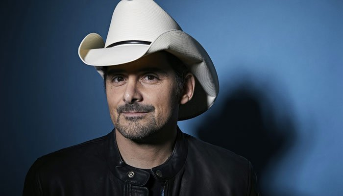 Brad Paisley says it is everyone's 'patriotic duty' to get inoculated against COVID