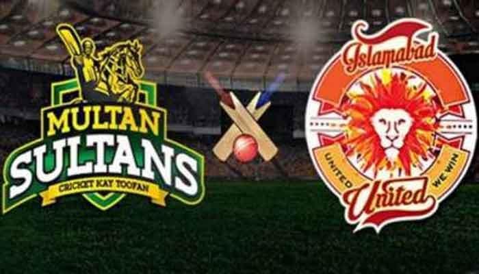 Watch PSL 2021 live stream: Multan Sultans vs Islamabad United, qualifier 1