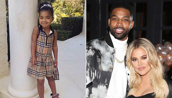 Khloe Kardashian glad to have Tristan Thompson by her side on Fathers Day celebrations