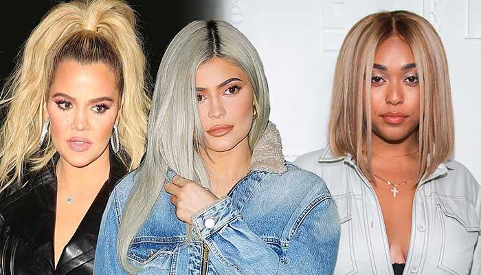 Khloe Kardashian, Kylie Jenner give update on Jordyn Woods