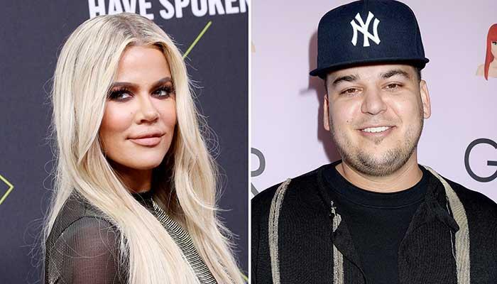 Khloe Kardashian shares how Rob Kardashian is doing behind spotlight