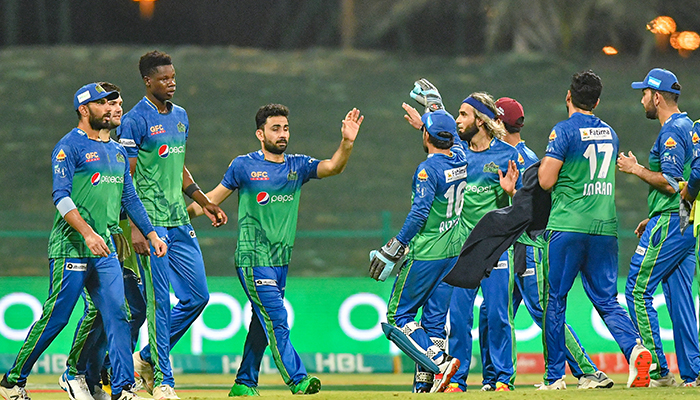 PSL 2021: Multan Sultans reach finals after thumping Islamabad United