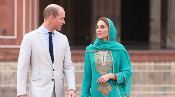 Look back at Prince William's Pakistan visit as he celebrates 39th birthday
