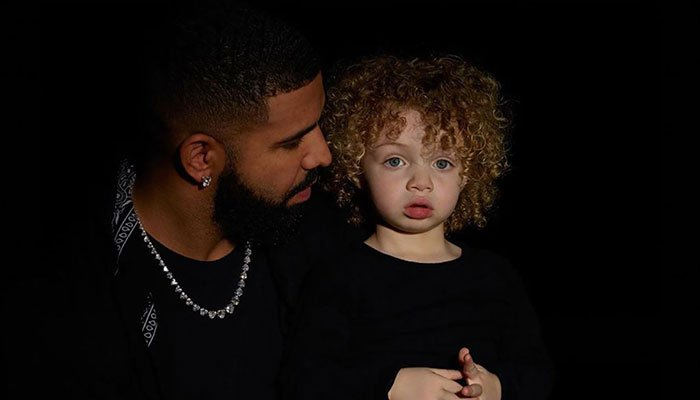 Drake shares adorable snaps with son Adonis