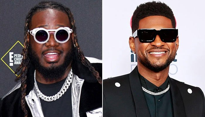 T-Pain claims Usher began 4-year battle with depression