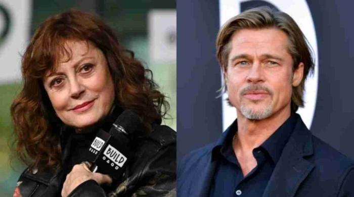 Susan Sarandon praises Brad Pitt for not cashing on his 'good looks' to get work