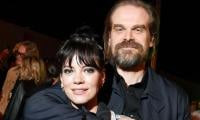 David Harbour gushes over wife Lily Allen and his step-daughters