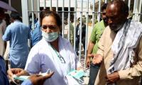 Karachi's COVID-19 positivity ratio recorded at 8.51 per cent: Sindh Health Department