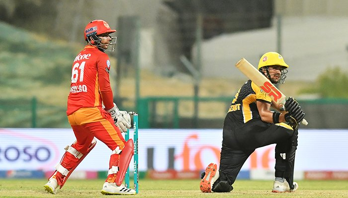 Peshawar Zalmi enters the final of the PSL 2021 after beating Islamabad United