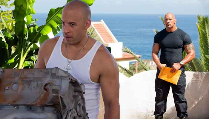 Vin Diesel breaks silence on row with Dwayne Johnson while filming Fast & Furious