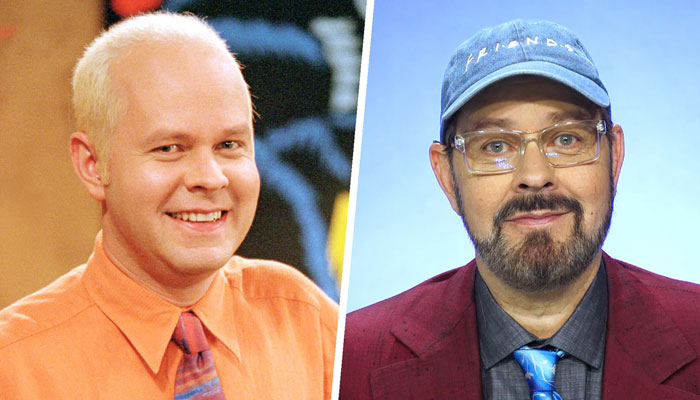 James Michael Tyler is known best for his role as the barista Gunther on nineties iconic sitcom, Friends