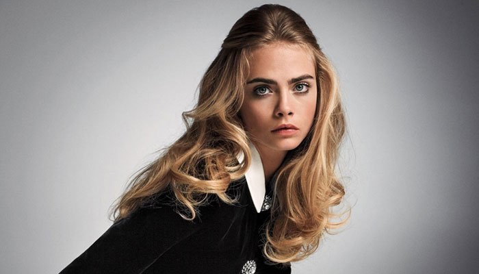 Cara Delevingne says she feels 'a lot more free' than she did in the past
