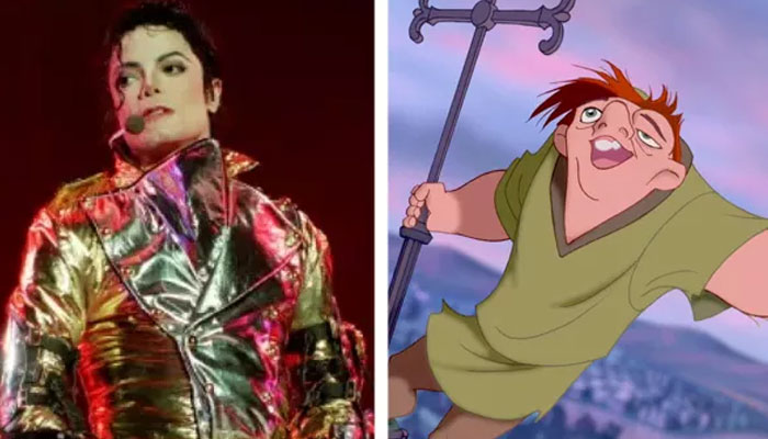 Michael Jackson was stopped from joining 'Hunchback of Notre Dame' by Disney