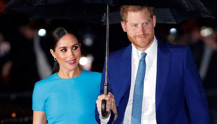 Harry and Meghan were buying up Lili and Diana domain names for their new daughter, says royal expert