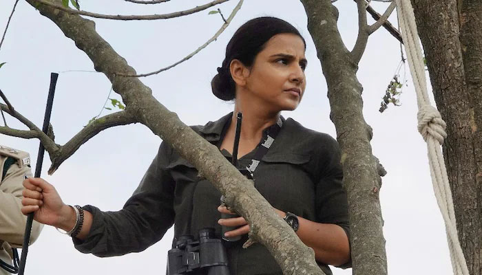 Vidya Balan talks about female strength: Every woman is a Sherni
