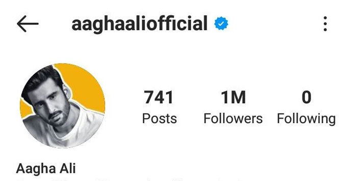 Aagha Ali, Hina Altaf shock fans as they unfollow all friends on Instagram