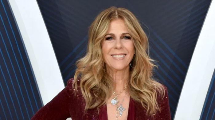 Rita Wilson announces election on Oscars panel: 'I'm so honored'