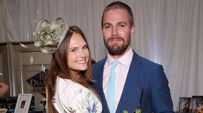 Stephen Amell confirms he was asked to leave flight after arguing with wife