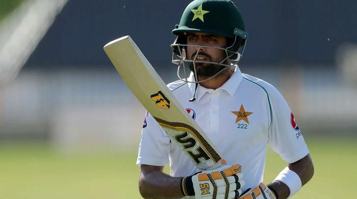 Pakistan skipper Babar Azam slips out of ICC's top 10 Test ranking