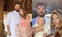 Naimal Khawar shares a sweet video to wish Hamza Ali Abbasi on his birthday
