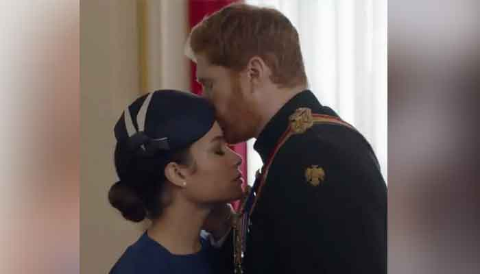 Prince Harry sees Meghan Markle being hounded to death in dramatic new Lifetime film trailer: Video