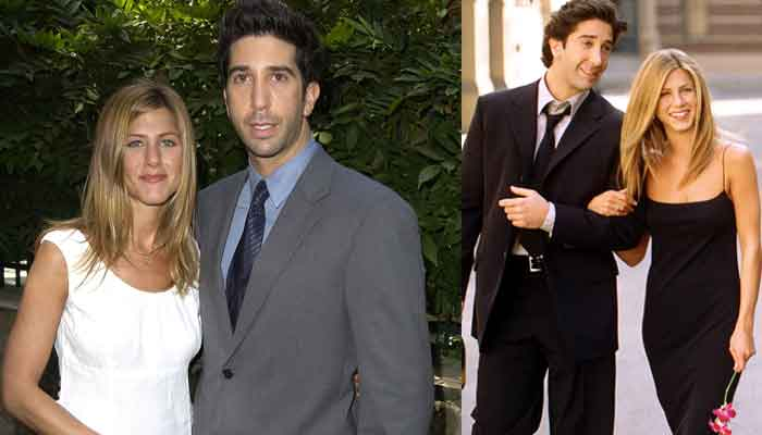 Jennifer Aniston responds to queries about her secret relationship with Friends co-star David Schwimmer