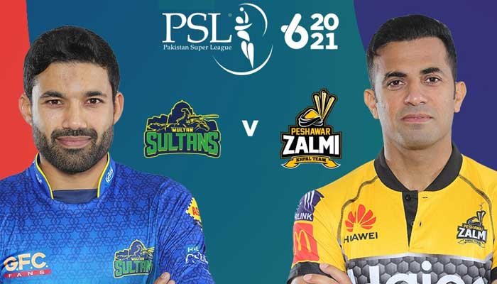 Multan Sultans are playing the PSL final for the first time.