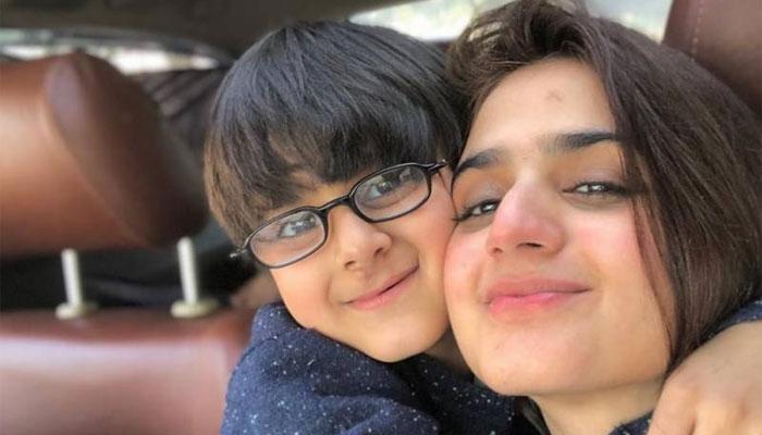 Hira Mani cherishes precious moments with son amid US trip: See Photo