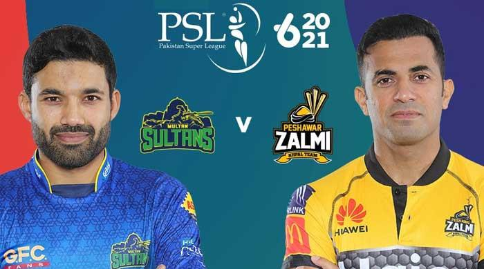 PSL 2021 final: Multan Sultans vs Peshawar Zalmi – Head-to-head
