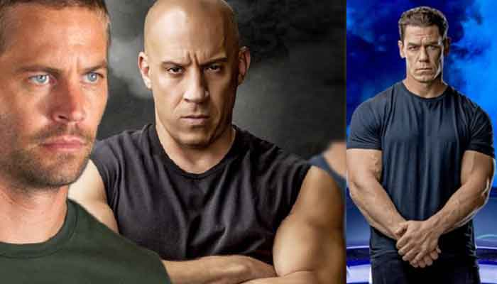Vin Diesel opens up on his feelings about John Cena who played his brother in Fast & Furious 9