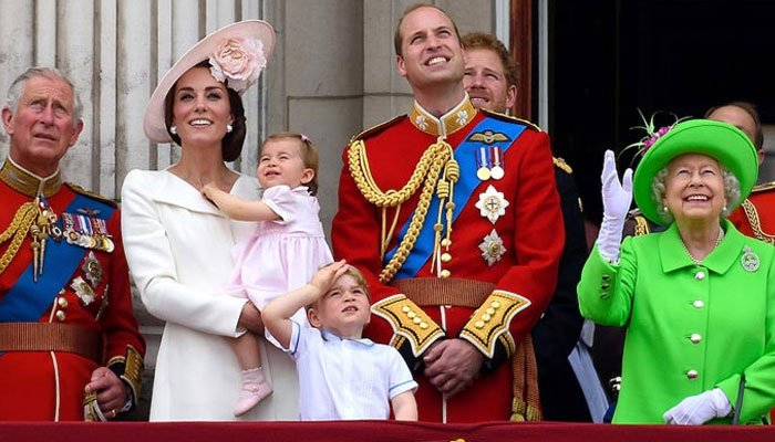 British royals dispute Prince Harrys claim on racism