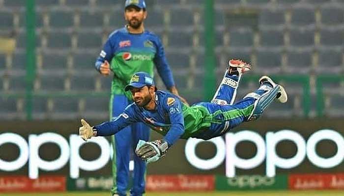 Multan Sultan's wicket-keeper Mohammad Rizwan. File photo