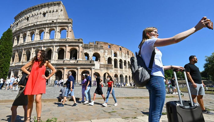 Italy welcomes back normal life with no facemasks required outdoors