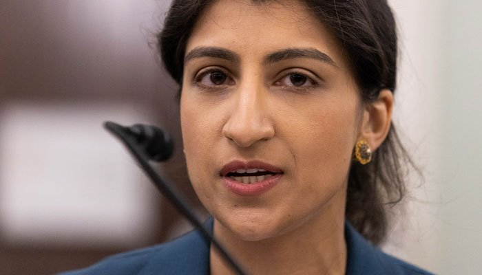 Amazon seeks FTC to sideline its chair Lina Khan from antitrust probes