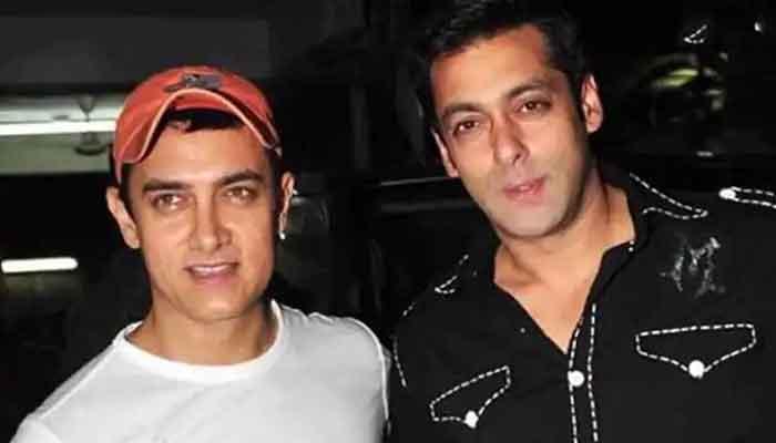 Salman Khan helped Aamir Khan get through his first divorce