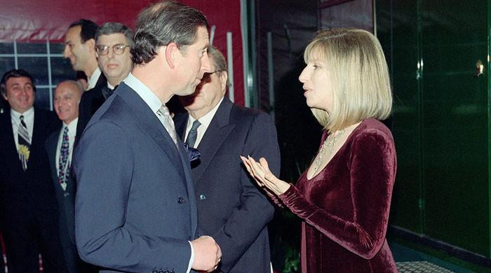 Prince Charles remembers being smitten with Barbara Streisand