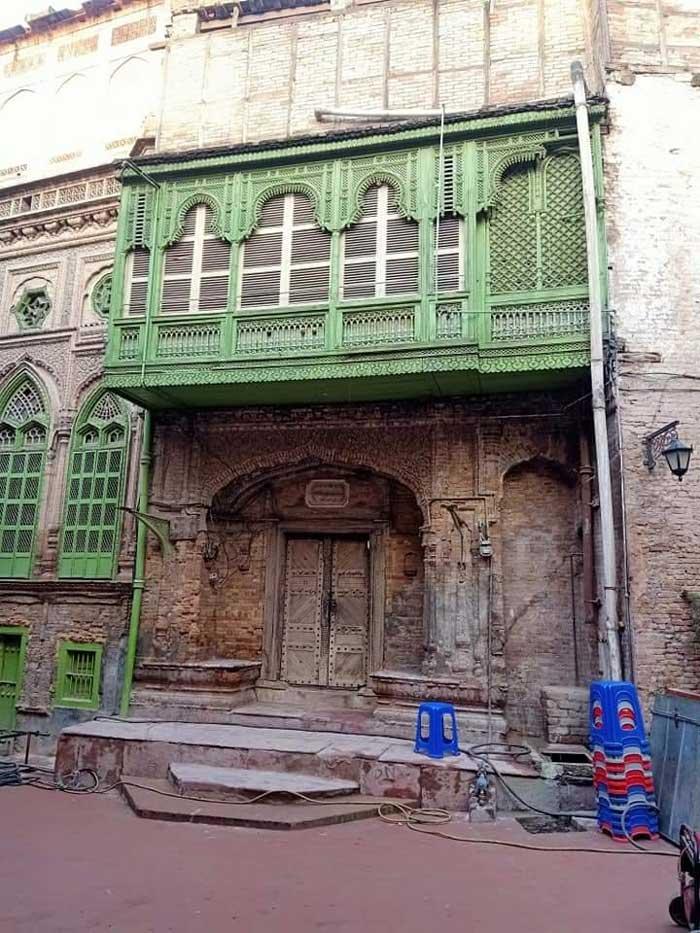 Inside Dilip Kumar's ancestral home in Peshawar, Pakistan